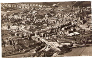 Arial View of Cupar