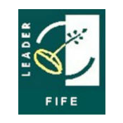 LEADER Logo with Fife Added