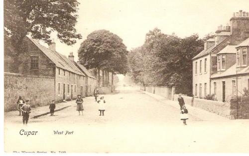 West Port, Cupar