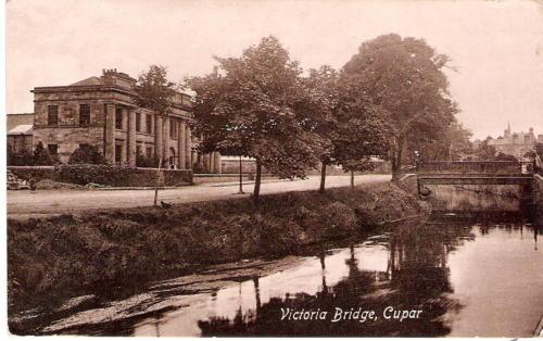 Victoria Bridge, Cupar