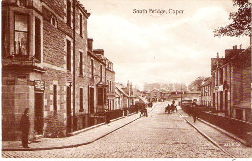 South Bridge, Cupar