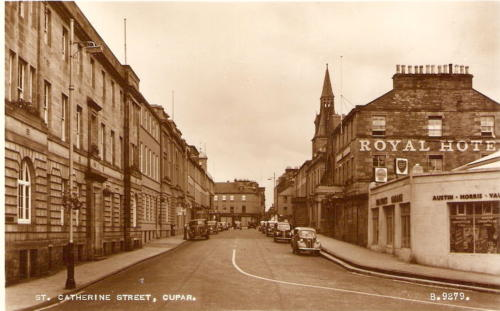 St Catherine Street, Cupar